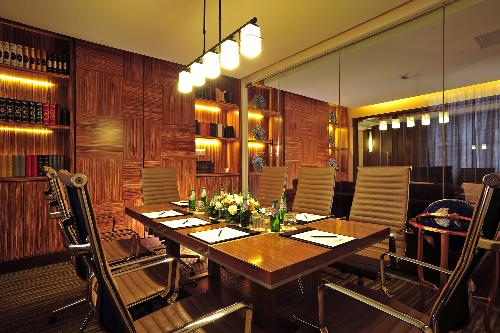 Broadway Mansions Hotel, Shanghai Executive Lounge - Meeting Room