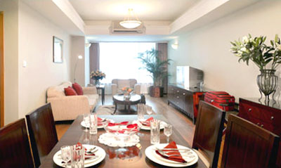 New Harbour Service Apartment, Shanghai