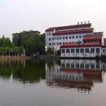 Circle is Shennong Hotel (Hangzhou)
